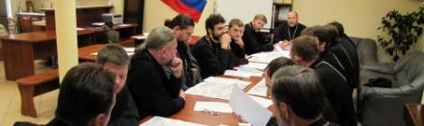 Собрание духовенства Центрального благочиния