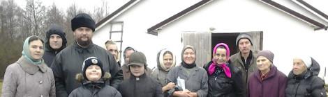 Прихожане храмов Полесска и Полесского района совершили паломничество в монастырь прмц. Елисаветы