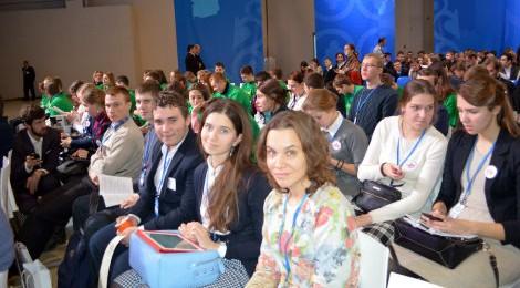 Православная молодежь из Калининграда приняла участие в Международном съезде