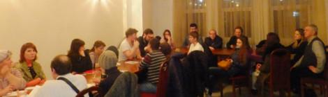 Состоялась первая встреча приходских консультантов приходов города Калининграда