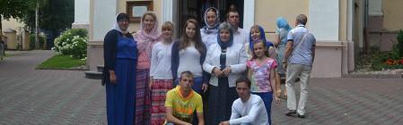 Православная молодёжь Калининградской епархии посетила святыни Литвы