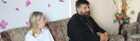 СИЗО-3 УФСИН России по Калининградской области посетил священнослужитель