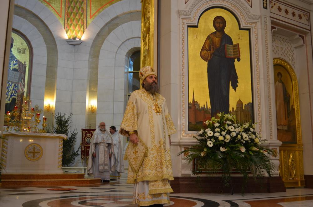 РОЖДЕСТВЕНСКОЕ ПОСЛАНИЕ Высокопреосвященнейшего Серафима, архиепископа Калининградского и Балтийского
