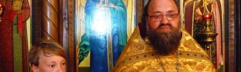 Калининградская епархия поздравляет своего священнослужителя с юбилеем