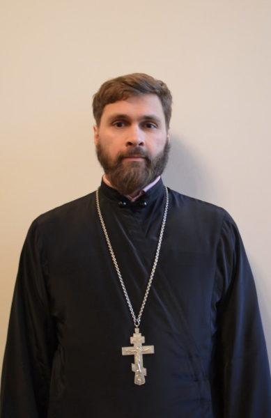 Иерей Ростислав Ерощенко