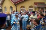 Архиепископ Серафим в праздник Покрова Пресвятой Богородицы совершил Божественную Литургию в Покровском храме