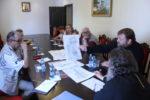 Состоялось очередное заседание комиссии, работающей над скульптурной композицией «Посвящение учителю»