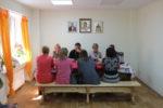 Ведущие руководители Комитета по социальной политике познакомились с епархиальным реабилитационным центром для женщин