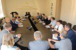 Клирики епархии приняли участие в заседании общественного совета при УФСИН