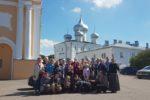 Паломническая поездка прихожан Покровского храма в Великий Новгород
