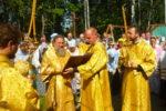 Престольный праздник во Взморье