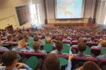 Состоялась встреча курсантов пограничного института с К. А. Шестаковым