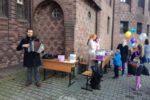 Начался учебный год в воскресной школе Крестовоздвиженского храма