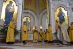 Архиепископ Серафим в Неделю 17-ю по Пятидесятнице совершил Божественную Литургию