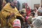 В воскресной школе «Духовный росток» начался новый учебный год
