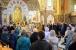 Архиепископ Серафим в Неделю 21-ю по Пятидесятнице совершил Божественную Литургию