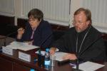 Протоиерей Евгений Валяшкин принял участие в заседании комиссии Министерства социальной политики