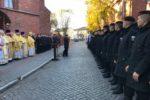 В Балтийске прошли мероприятия, посвященные 201-й годовщине со дня смерти адмирала Федора Ушакова