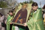 Престольный праздник в храме прп. Сергия Радонежского