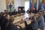Состоялось собрание Приморского благочиния