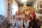 Престольный праздник больничного храма свв. Космы и Дамиана Асийских