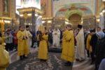 Архиепископ Серафим в Неделю 25-ю по Пятидесятнице совершил Божественную Литургию