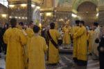 Архиепископ Серафим в Неделю 24-ю по Пятидесятнице совершил Божественную Литургию