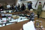 Воспитанники воскресной школы Покровского храма посетили Музей оружия