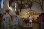 Престольный праздник храма св. вмц. Екатерины пос. Родники (Арнау)