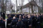 В пограничном институте ФСБ отметили «Храмовый праздник» пограничников