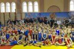 В Калининграде прошел борцовский турнир в честь святого князя Александра Невского