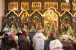 Состоялся престольный праздник храма прп. Серафима Саровского г. Светлогорска