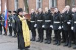 В Свято-Георгиевский Морской собор Балтийска доставили мощи небесных покровителей ВМФ России