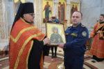 Мощи св. вмц. Анастасии передали в дар учреждению УФСИН России по Калининградской области