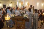 Престольный праздник храма Сретения Господня