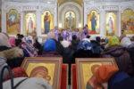В Неделю Торжества Православия архиепископ Серафим совершил Литургию в Кафедральном соборе Христа Спасителя