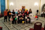 В епархии прошел ежегодный праздник, посвященный Международному дню человека с синдромом Дауна