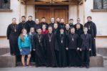 Руководитель епархиального отдела по делам молодежи принял участие в семинаре «Духовное пространство Северо-Запада»