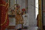 Архиепископ Серафим и епископ Игнатий совершили Божественную Литургию в соборе Христа Спасителя