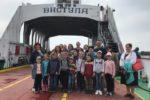 Воспитанники воскресной школы «Духовный росток» совершили путешествие на Балтийскую косу