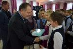 Пятикласники в Православной гимназии будут пользоваться планшетами вместо бумажных учебников