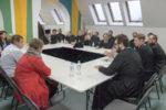 Открытие VI Молодежного слета Калининградской митрополии