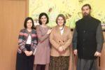 Планы по совместной работе в сфере дошкольного образования обсудили в Свято-Андреевском храме