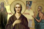 ЖИТИЕ ПРЕПОДОБНОЙ МАРИИ ЕГИПЕТСКОЙ. Богослужения Недели 5-й Великого поста