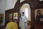 Престольный праздник отметили в храме Вознесения Господня