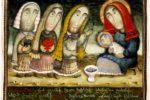 Анонс: Виртуальная выставка «Евангельские миниатюры Давида Попиашвили»