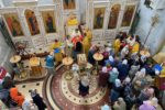 Престольный праздник храма свв. Петра и Февронии г. Калининграда