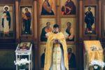 В день покровителей Братства Православной молодежи была совершена Литургия