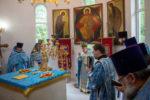 Престольный праздник храма Тихвинской иконы Божией Матери в г.Пионерский