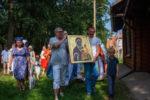 Престольный праздник храма Смоленской иконы Божией Матери